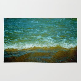 Colored Waters Rug