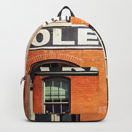 Historical Richmond Backpack