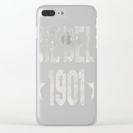 The Dell Football Ground Clear iPhone Case