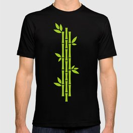 Evergreen Chinese Bamboos T-shirt