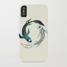 Balance in the Universe iPhone X Slim Case