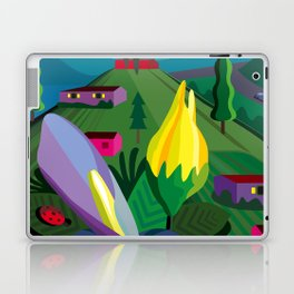 Sunrise in Ketchikan Laptop & iPad Skin