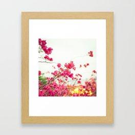 HK-F Framed Art Print