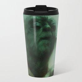 Yoda by SachsIllustration Travel Mug