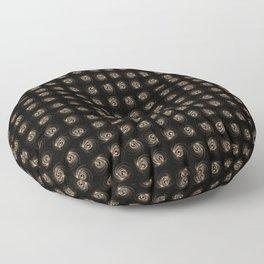 Abstract 17 001b Floor Pillow