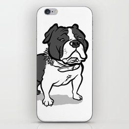 Bully iPhone Skin