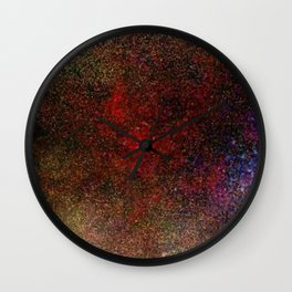 Little Atlas book of Discoveries Wall Clock