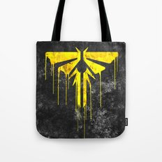 The Last Of Us Fireflies (Yellow) Tote Bag