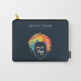 Music to DYE for — Music Snob Tip #075 Carry-All Pouch