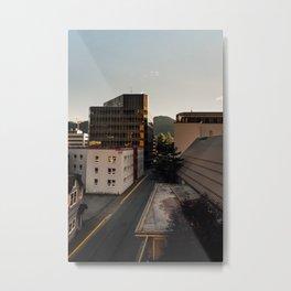 I rate this view 4/12 floors Metal Print
