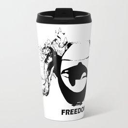 Break Free Travel Mug