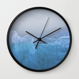 Over Paradise Wall Clock