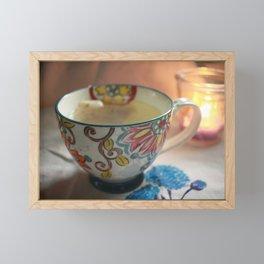 A Cuppa Tea Framed Mini Art Print