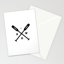 Rowing x Oars Stationery Cards