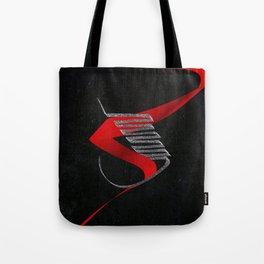 Devils Soul Tote Bag