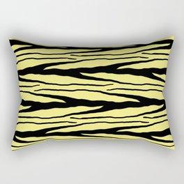 A New Wild - Yellow Rectangular Pillow