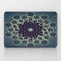portal iPad Cases featuring Portal by Truly Juel