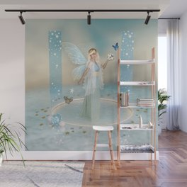 Made From Starlight Wall Mural