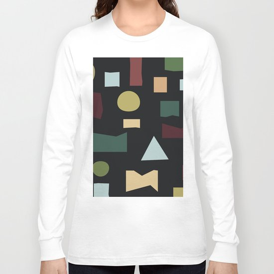 The Pattern Gets Worse III Long Sleeve T-shirt