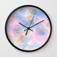 sublime Wall Clocks featuring Sublime by Udya
