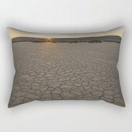 Alvord Desert Sunrise Rectangular Pillow