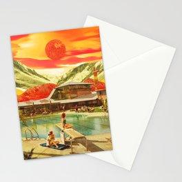 Summer sunshine Stationery Cards