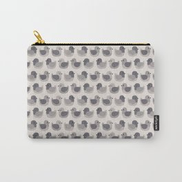 Cute Simple Pigeons Carry-All Pouch