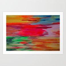 Untitled. Art Print