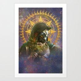 Destiny2 Art Print