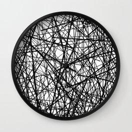 Urban Graphism Wall Clock