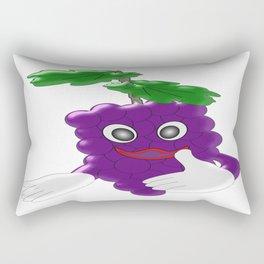 Bunch Of Grapes Rectangular Pillow