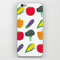 Veggies! iPhone & iPod Skin