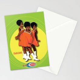 The Marvelettes Subway Soul Stationery Cards
