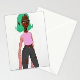 One Eyed Princess Stationery Cards