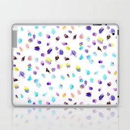 Paint Daubs Laptop & iPad Skin