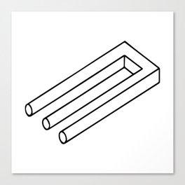 Optical Illusion #3 Canvas Print