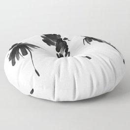 Fashion illustration Floor Pillow