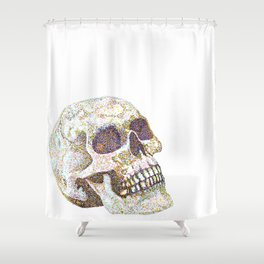 A Fellow of Infinite Jest Shower Curtain