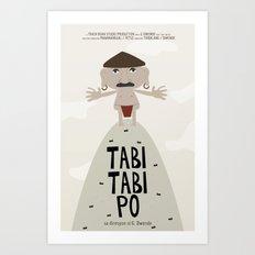 Tabi Tabi Po (Philippine Mythological Creatures Series #2) Art Print
