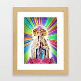 OUR FAIR LADY Framed Art Print