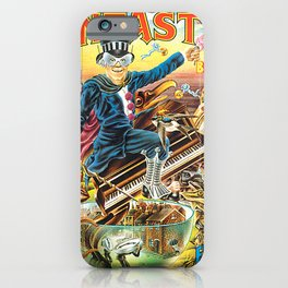 Captain Fantastic and the Brown Dirt Cowboy Deluxe Edition by John Elton iPhone Case