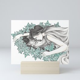 WolfSpirit Mini Art Print