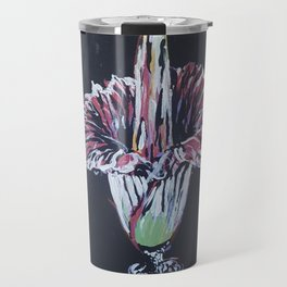 Find Your Bite Shark Jaws Scarabs and Corpse Flower Travel Mug