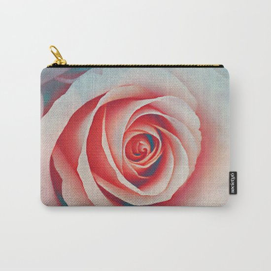 Romantic rose(7). Carry-All Pouch