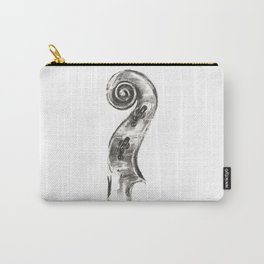 Scroll Carry-All Pouch