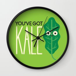 That's a Releaf Wall Clock