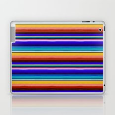 Mexican Stripes Laptop & iPad Skin