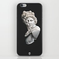 apollo iPhone & iPod Skins featuring Apollo by Taz Hove