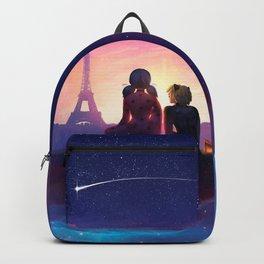 Miraculous in Paris Rucksack