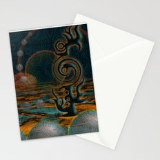 The Black Moon Stationery Cards